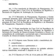 Confusões do governo Dilma produzem o primeiro órfão da crise política