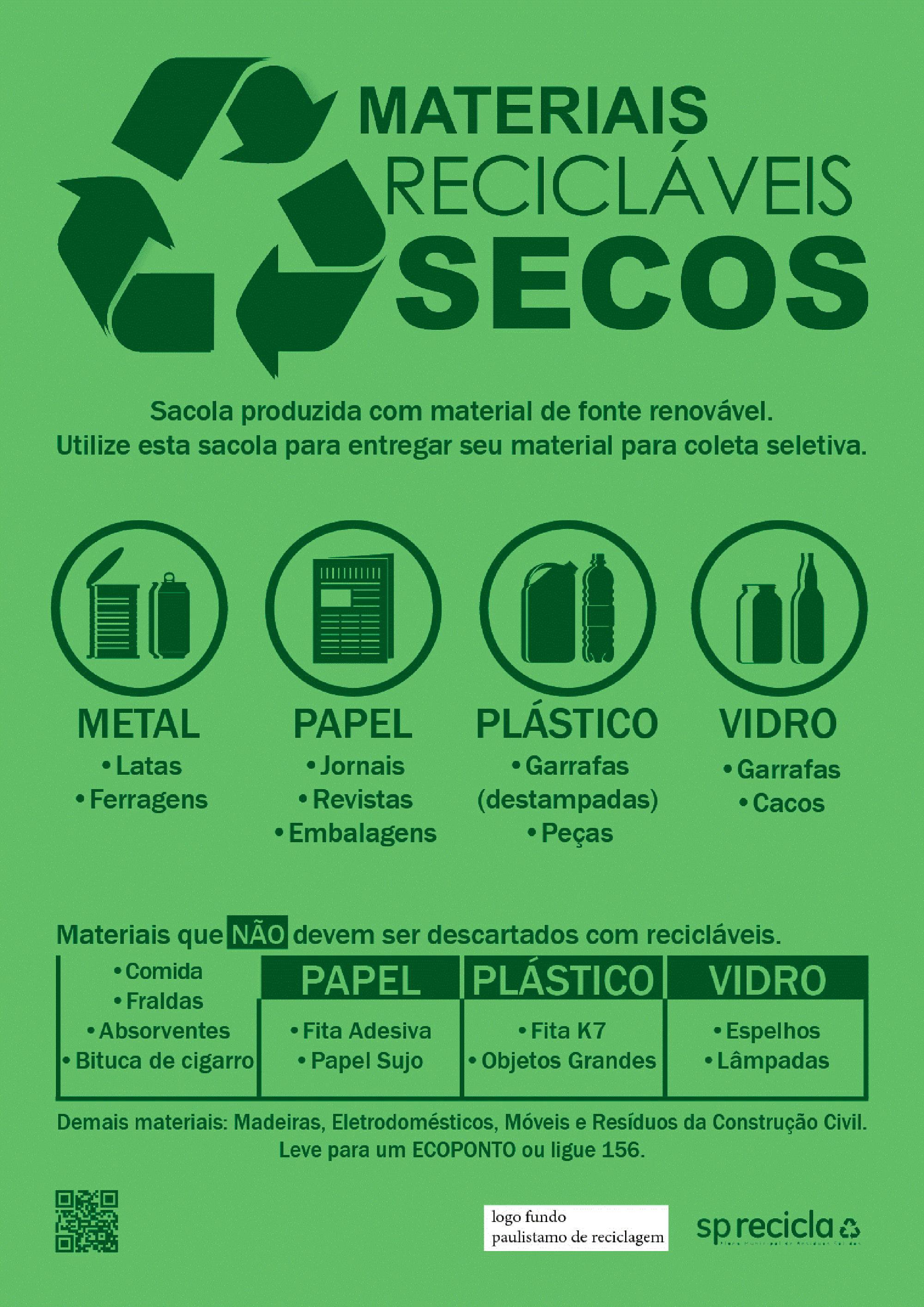 As sacolinhas e a ética do lixo em SP